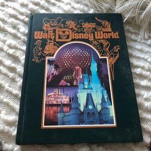 Vintage Walt Disney World Book